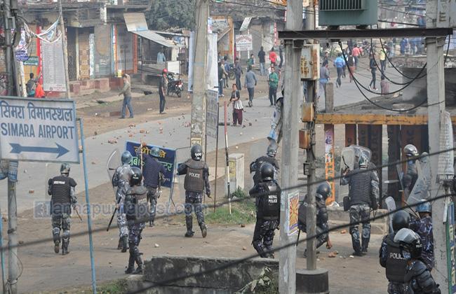 Simara-public-and-police-conflict