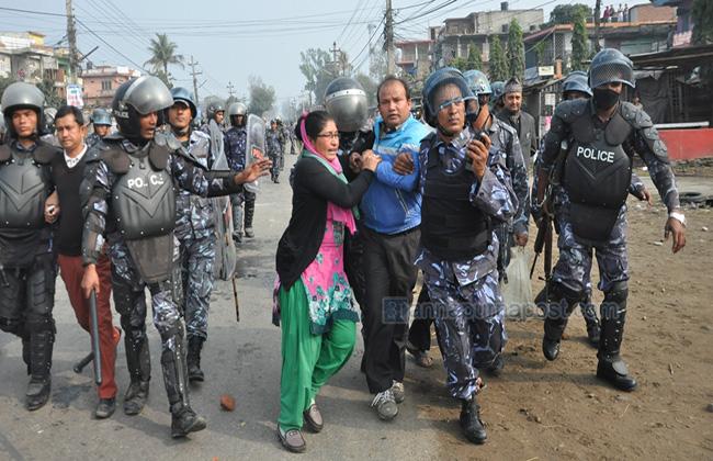 Simara-public-arrested-bye-police