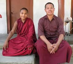 khenpo dawa and budha lama
