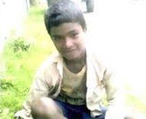 human sacr boy2