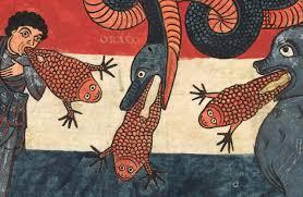 dragon beast false prophet