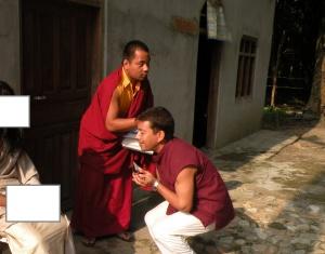 Guru, Khenpo and Samil (1)