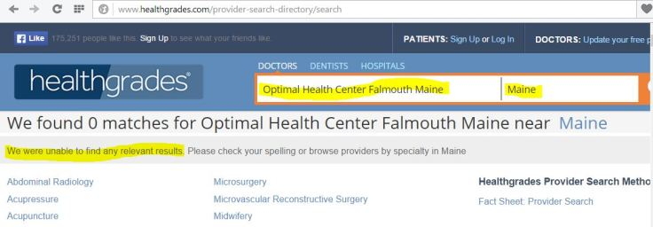 optimal health center
