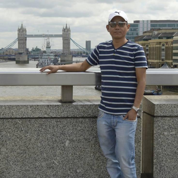 bal hari rai in london